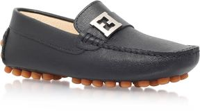 Fendi Stud Sole Driving Shoes