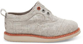 Toms Kids' Brogue Shoe