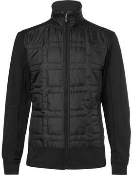 Bogner Gregor Shell-Panelled Stretch-Jersey Jacket