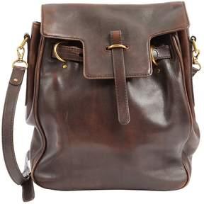 Vanessa Bruno Brown Leather Handbag