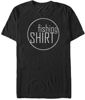 Fifth Sun Black 'Fishing Shirt' Tee - Men