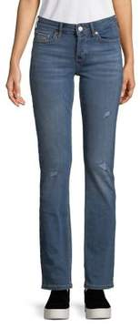Calvin Klein Jeans Distressed Stretch Jeans