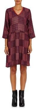 Ace&Jig Women's Gemma Embroidered Cotton Gauze Dress