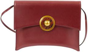 Tory Burch Leather bag - BURGUNDY - STYLE
