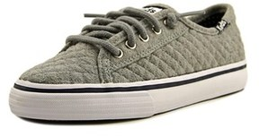 Keds Double Up Youth Round Toe Canvas Sneakers.
