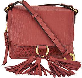 Oryany As Is Lamb Leather Crossbody Bag- Daisy