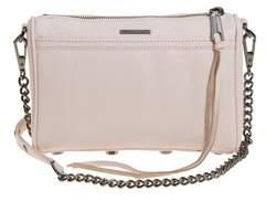 Rebecca Minkoff Women's White Leather Shoulder Bag. - WHITE - STYLE
