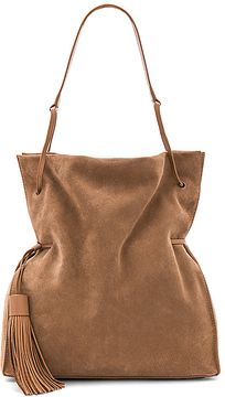ALLSAINTS Freedom Hobo in Brown.