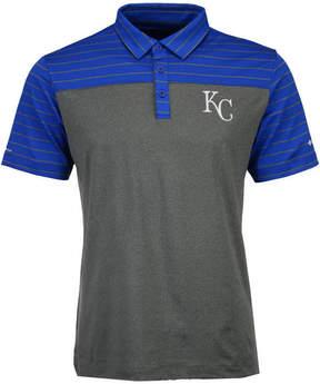 Columbia Men's Kansas City Royals Omni-Wick Groove Polo