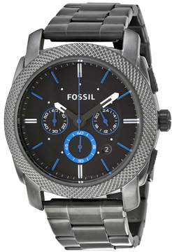 Fossil Machine Chronograph Black Dial Men's Watch