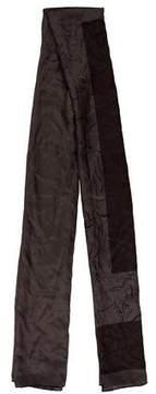 Hermes Silk Wool Muffler