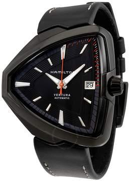 Hamilton Ventura Elvis80 Automatic Black Dial Men's Watch