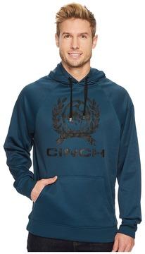 Cinch Tech Fleece Hoodie Men's Sweatshirt