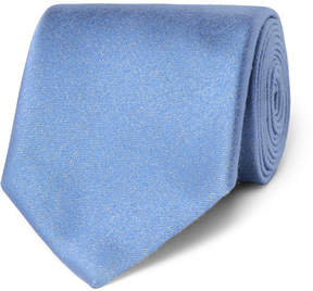 Charvet 7.5cm Mélange Silk Tie