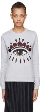 Kenzo Grey Eye Pullover