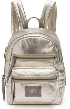 Frye Ivy Metallic Mini Backpack