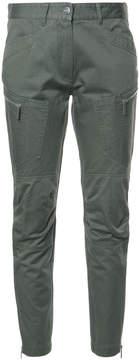 Barbara Bui slim panelled trousers