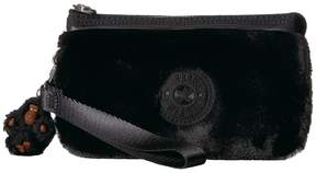 Kipling Creativity Large RFID Wristlet Wristlet Handbags - BLACK - STYLE