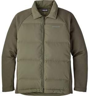 Patagonia Ukiah Hybrid Down Jacket
