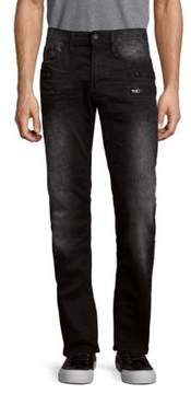 Buffalo David Bitton Slim Zip Jeans