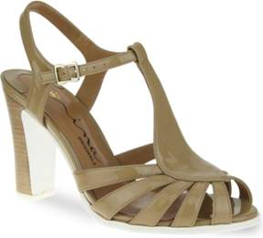 Nina Originals Sibeal Stacked Heel Sandal.
