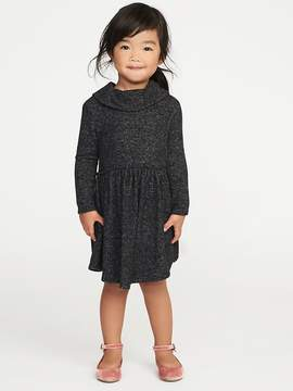 Old Navy Fit & Flare Cowl-Neck Dress for Toddler Girls