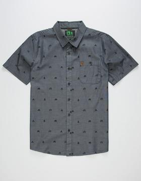 Hippy-Tree HIPPYTREE Symbol Mens Shirt