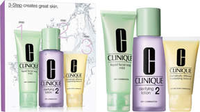 Clinique 3-Step Introduction Kit For Drier Skin (Type 2)