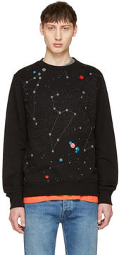 Paul Smith Black Milky Way Sweatshirt