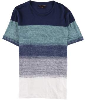 Michael Kors Striped Basic T-Shirt Multicoloured L