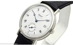 Breguet 5920bb/15/984 18K White Gold B&P Classique Automatic Watch