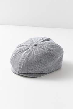 Brixton Brood Linen Snap Cap