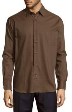 Robert Talbott Ander Casual Solid Sportshirt