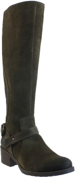 Bos. & Co. Moss & Brown Blossom Suede Boot