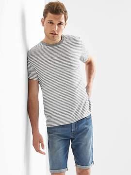 Gap Essential stripe pocket tee