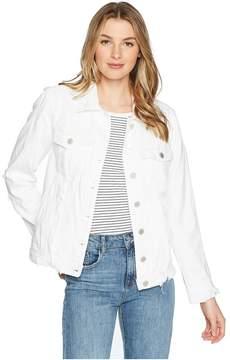 Blank NYC Oversized Trucker Jacket Women's Coat