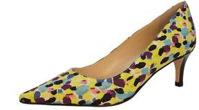 Butter Shoes Silk Printed Pump