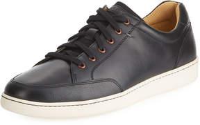 Cole Haan Men's Sagan II Leather Platform Sneakers, Black