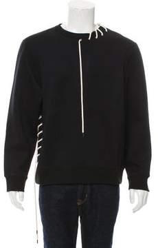 Craig Green Lace Bonded Sweatshirt