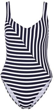 Araks 'Harley' stripe one-piece swimsuit
