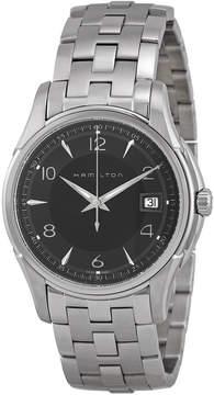 Hamilton Jazzmaster Quartz Black Dial Men's Watch