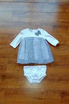 Absorba Bow Dress Set