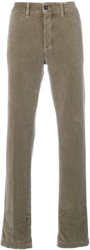 Massimo Alba textured trousers