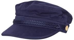 Mini Rodini Navy Skipper Hat