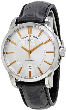 Maurice Lacroix Pontos Automatic Sun-Brushed Dial Men's Watch
