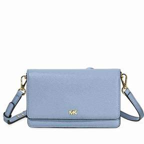 Michael Kors Smartphone Crossbody- Pale Blue - ONE COLOR - STYLE