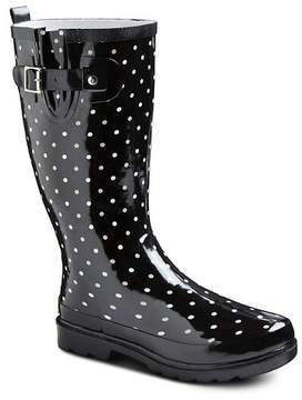 Western Chief Women's Polka Dot Rain Boots
