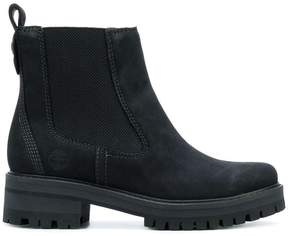 Timberland ridged ankle boots