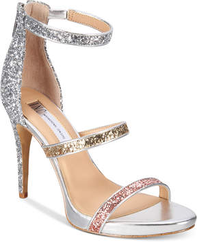 INC International Concepts I.n.c. Sadiee Strappy Dress Sandals, Created for Macy's Women's Shoes
