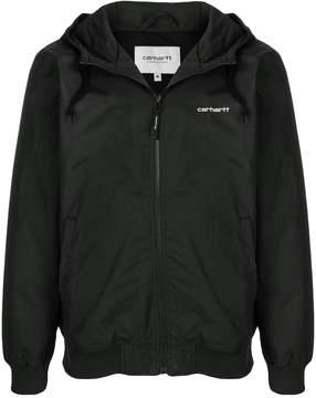 Carhartt embroidered logo bomber jacket